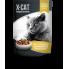 X-CAT Консервы для кошек Телятина и Индейка 85 гр.