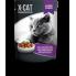 X-CAT Консервы для кошек Курица и Кролик 85 гр.