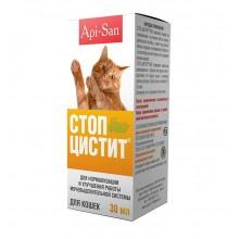 Стоп-цистит для кошки 15 таблеток