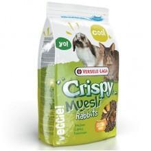 Versele-Laga Crispy Muesli Rabbits Смешанный корм для кроликов