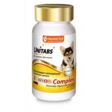 Unitabs витамины JuniorComplex c B9 для щенков