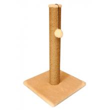 """Когтеточка-столбик """"Cat House"""", 60 см, джут"""