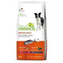 NT Корм сухой для собак средних пород с тунцом, рисом и морскими водорослями