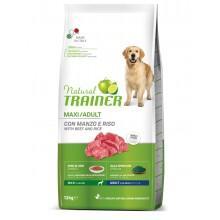 NT Корм сухой для собак крупных пород с говядиной и рисом