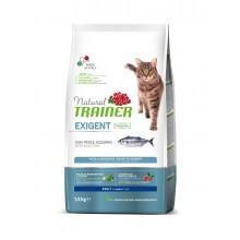NT Корм сухой для привередливых кошек с океанической рыбой