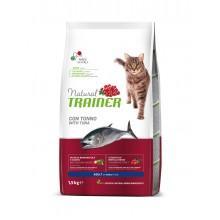 NT Корм сухой для кошек с тунцом