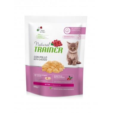 NT Корм сухой для котят с цыпленком, 0,3кг