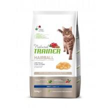 NT Корм сухой для кошек с эффектом выведения шерсти, курица