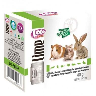 LOLO Pets Мел для грызунов натуральный 40 гр. LO 71056