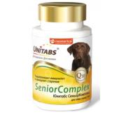Unitabs витамины SeniorComplex с Q10 для собак