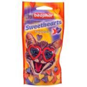 Beaphar Sweethearts лакомство сердечки с курицей для кошек 150 таб (арт. 16110).