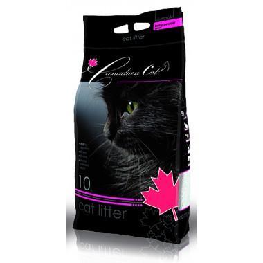 Наполнитель для туалета Canadian Cat Baby Powder, 10л