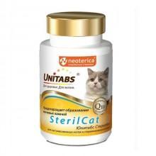 Unitabs SterilCat Витамины для кастрированных котов и стерилизованных кошек