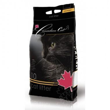 Наполнитель для туалета Canadian Cat Натуральный, 10л