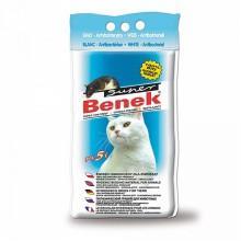 Наполнитель для туалета Super Benek Антибактериальный