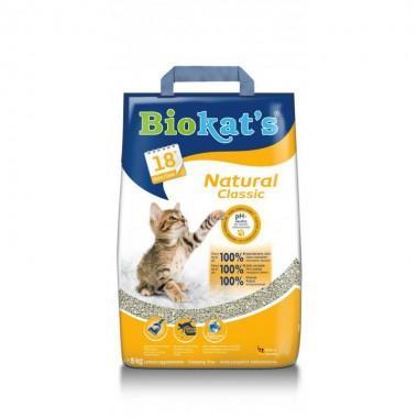Biokat's Natural Classic, 5 кг.