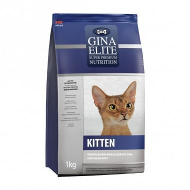 GINA Elite Kitten корм для котят (NEW) 400г