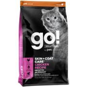 """""""G.O  natural holistic"""" для котят и кошек с цельной курицей, фруктами и овощами"""