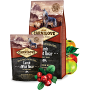 Carnilove Lamb&Wild Boar for Adult Dogs