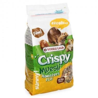 Versele Laga Корм Crispy Muesli Hamsters & Co