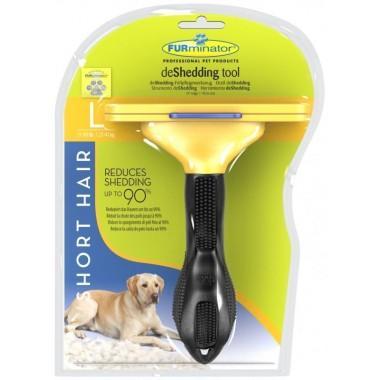 Фурминатор FURminator Short Hair Large Dog L, для собак крупных короткошерстных пород