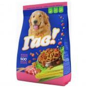 """Гав"" сухой корм для собак мясное ассорти, 0,5кг"