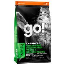 """""""G.O natural holistic"""" для чувствительного пищеварения форель, лосось"""