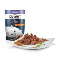 Gourmet Perle мини-филе в подливе с ягненком  85 гр.