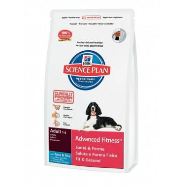 Hill's™ Science Plan™ Canine Adult Advanced Fitness™ Тунец с Рисом 1 кг.