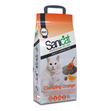 Sanicat Professional Clumping Orange 5 л.