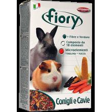 Fiory корм для морских свинок и кроликов