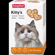 Beaphar  Kitty's Mix 180 шт./12506
