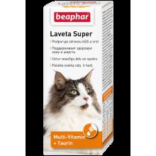 Beaphar Laveta Super Katze Витамины для шерсти 50 мл. 12524