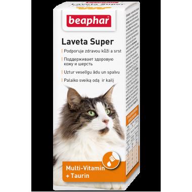 Кормовая добавка Laveta Super для кошек 50 мл