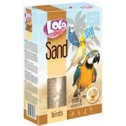 Песок для птиц LoLo Pets с ракушками 1,5 кг. 72081