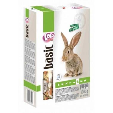 LOLO Pets Полнорационный корм для кролика