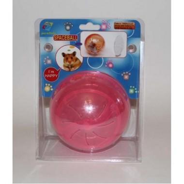 Happy Animals игрушка для грызунов Шар прогулочный, диаметр 13см