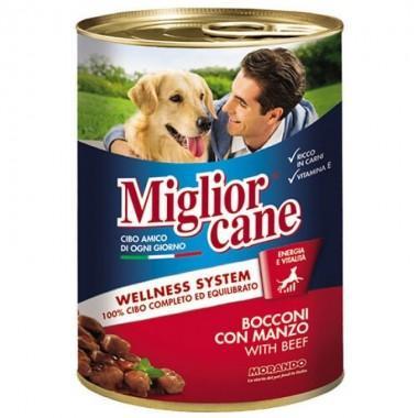 Консерва Miglior Classic Line Beef (Говядина) 1,250 гр.