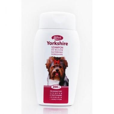 Шампунь для собак Milus для йоркширского терьера, 200мл