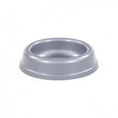 Миска для животных №2 круглая, 125 мм, 0,125 литра