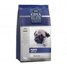 GINA Elite Puppy Turkey&Rice корм для щенков Индейка с Рисом
