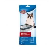 Пакеты сменные для кошачьих туалетов 46*59/10шт Trixie