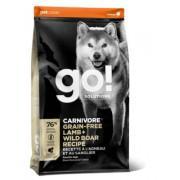 GO Беззерновой корм для Собак всех возрастов c Ягненком и мясом Дикого Кабана