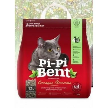 Наполнитель для туалета Pi-Pi-Bent Сенсация свежести