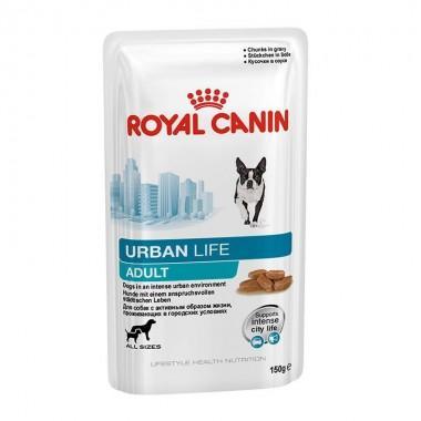Royal Canin Urban Adult - пресервы для взрослых собак живущих в городских условиях (150 гр.)