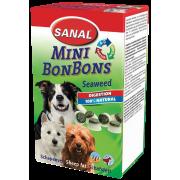 Sanal Dog Mini Sheepfat Bonbons Seaweed - витаминизированная добавка Санал с морскими водорослями (150 гр.) SD 2545