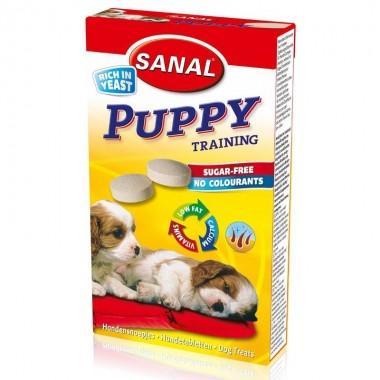 Sanal Дропсы для щенков, 40 таблеток.