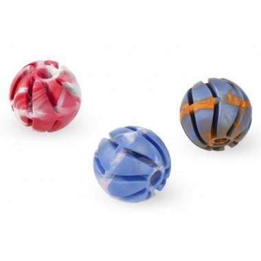 Мяч спиральный № 3 с запахом ванили