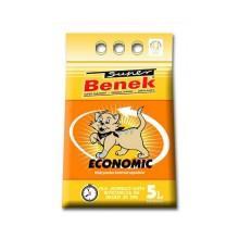 Наполнитель для туалета Super Benek Эконом