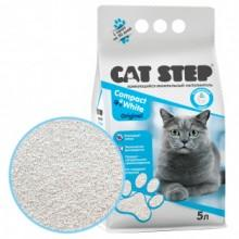 CAT STEP™ Compact White Original комкующийся